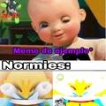 Los memes normies NO dan risa