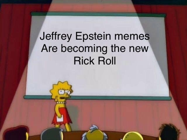 Also......................Epstein didn't kill himself - meme