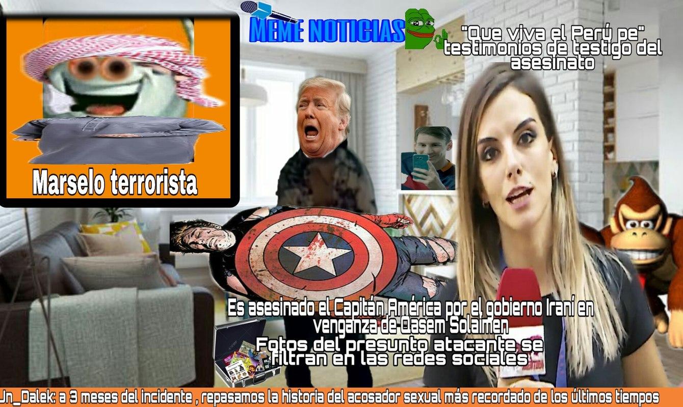 Marselo terrorista - meme