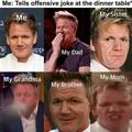 Les meilleurs blagues sont les plus offensantes