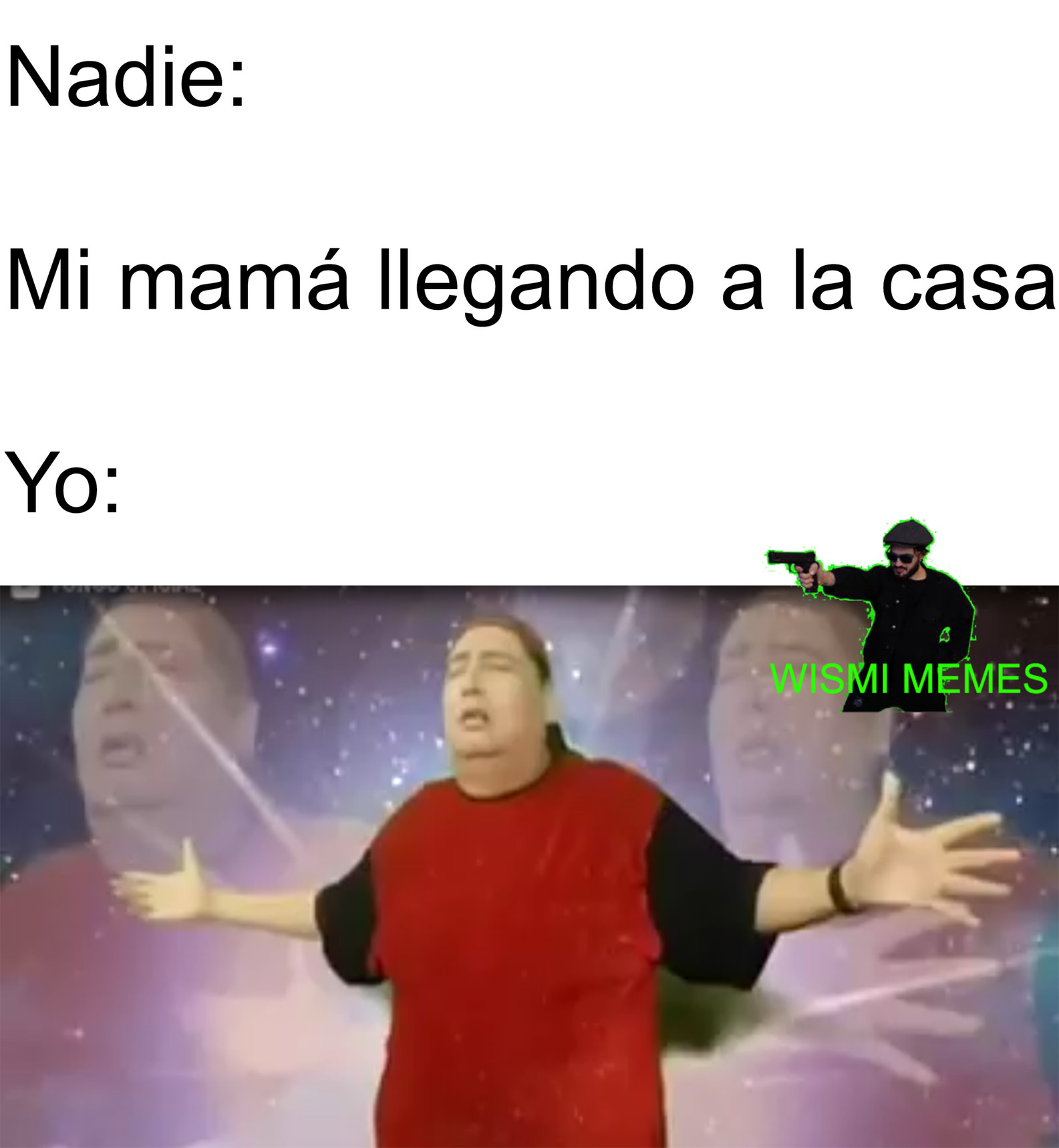 Haciendo memes mientras hago la tarea xdxd