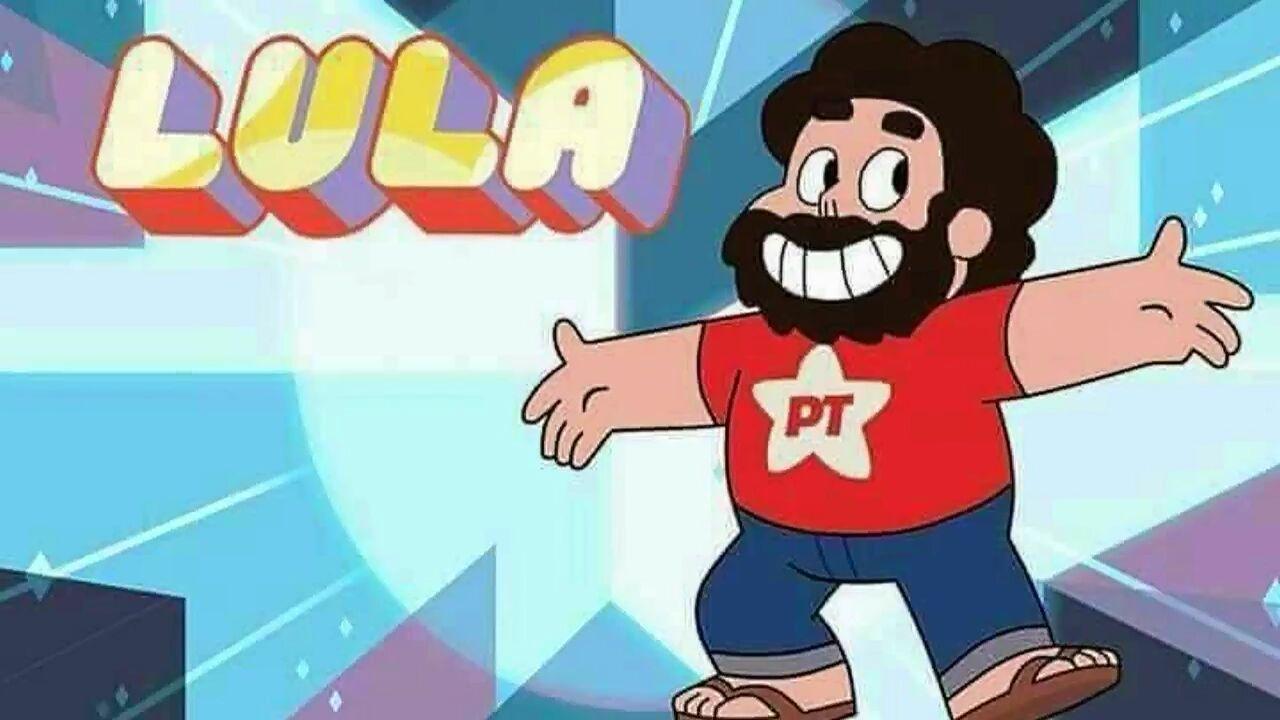 Lula Universe - meme