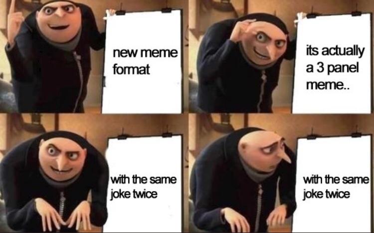 Not stolen. totally OC - meme