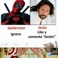 """El """"Jesus"""" es Marco Antonio Solís >.<"""