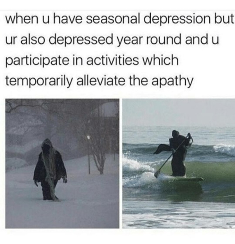 Depressingtons - meme