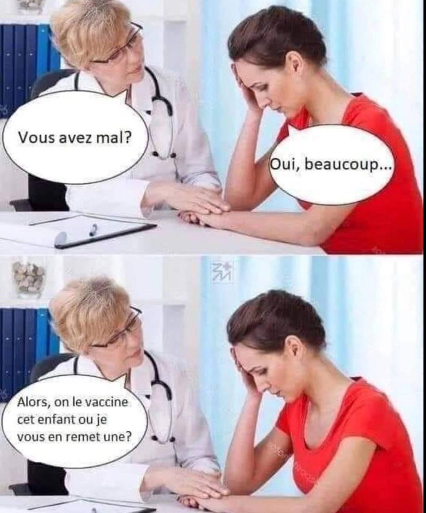 vaccin - meme
