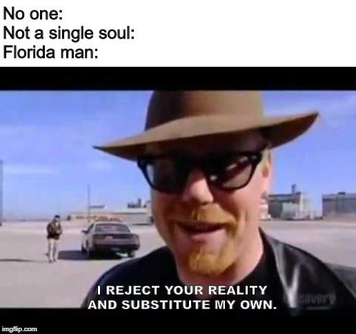Where do his travels lead him next. - meme