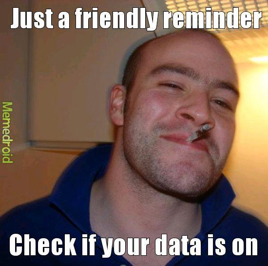Is it pronounced data or data - meme