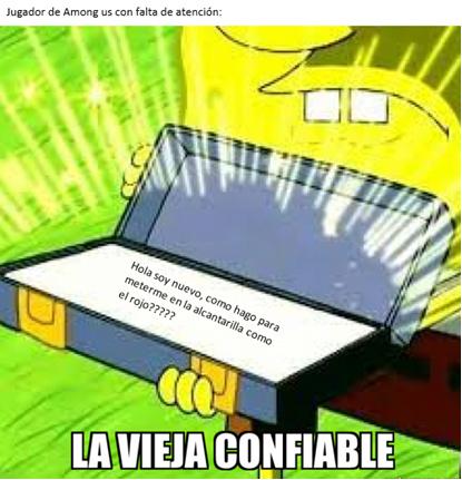 NO SE PUEDE JUGAR SIN ESOS TIPOS!!!!!! - meme