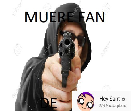 hey sant da cringe - meme