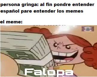 falopa - meme