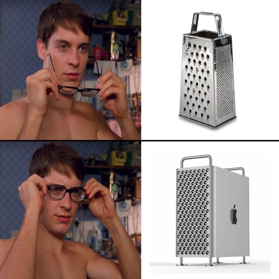 mac pro - meme