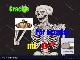 Gracias moderadores - meme