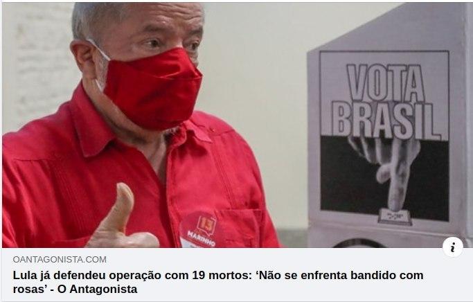 Lula livre mercado - meme