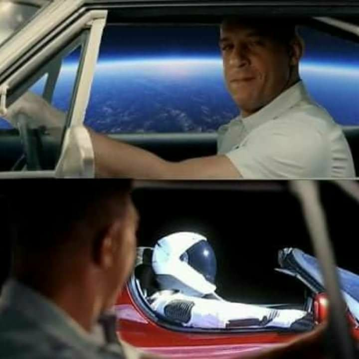 Fast and the Furious 32: Mars Drive - meme