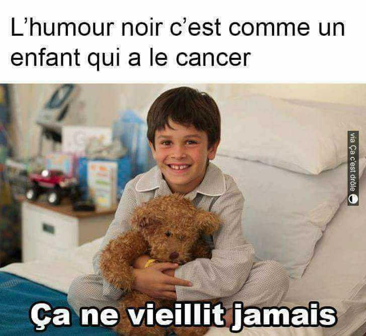 Humour noir ne vous vexez pas - meme