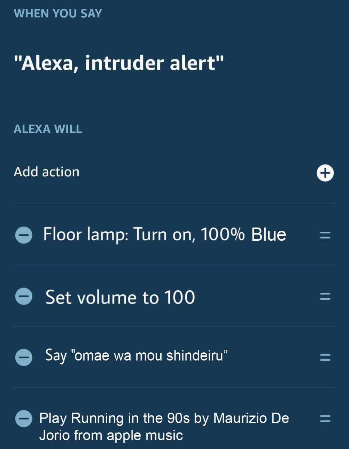 Hey Alexa - - meme