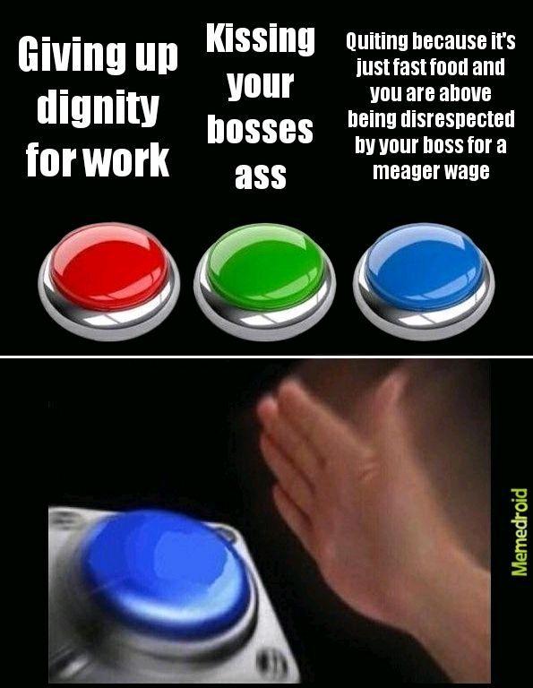 Im unemployed lol - meme