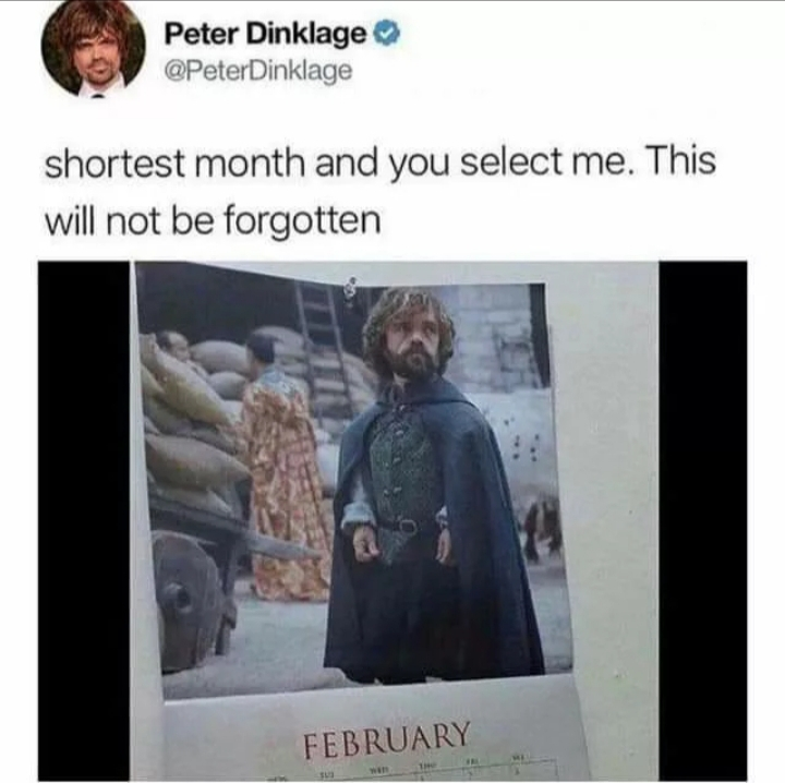 The Lannisters remember. - meme