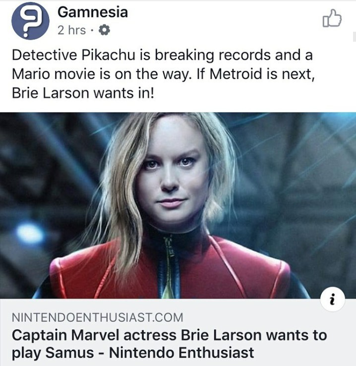 She would make a great Other M Samus - meme