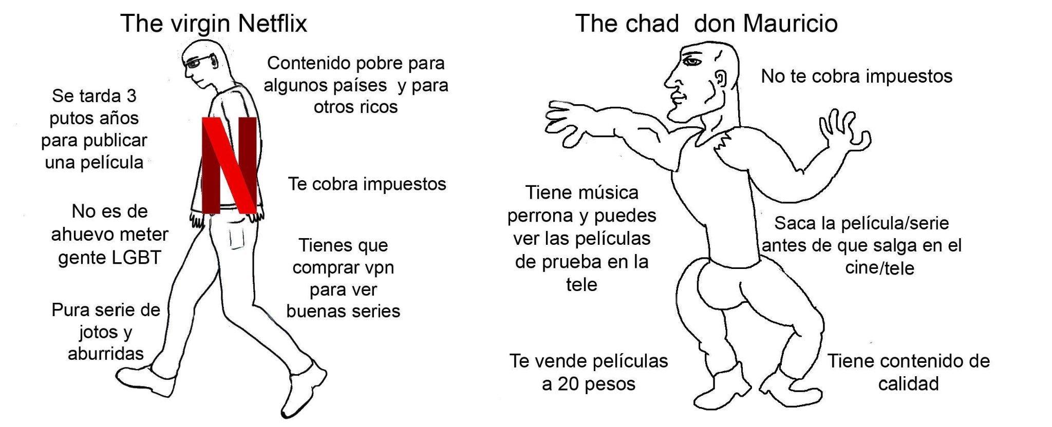 1kpo el Mauricio - meme