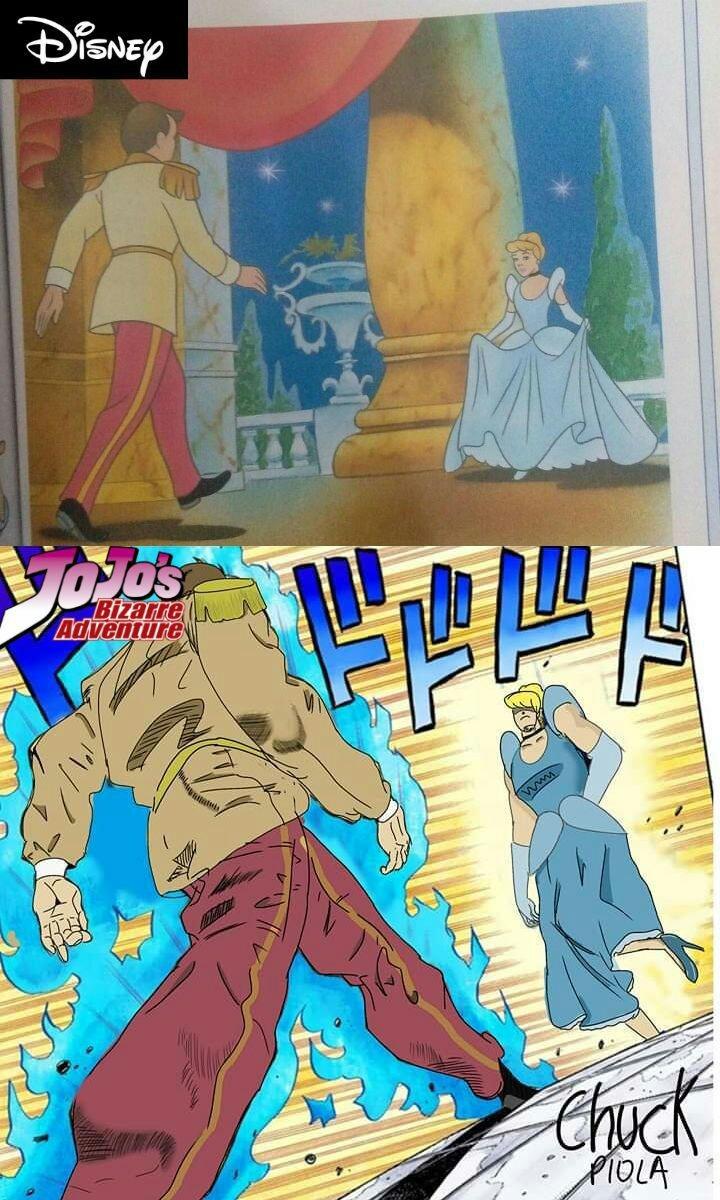 Jojo's - meme