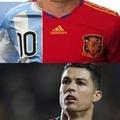 Messi elige a Argentina en lugar de y España y CR7 en España a 15 km de Madeira y tendrían Mundial
