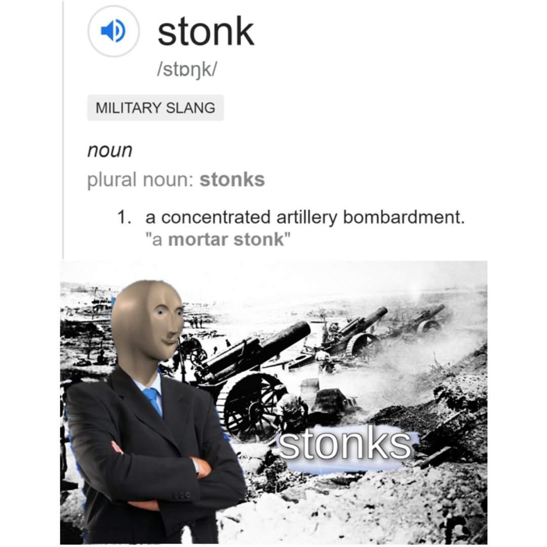 true stonks - meme