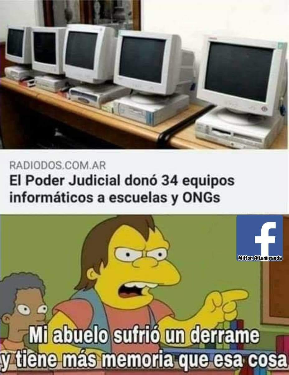 computadora - meme