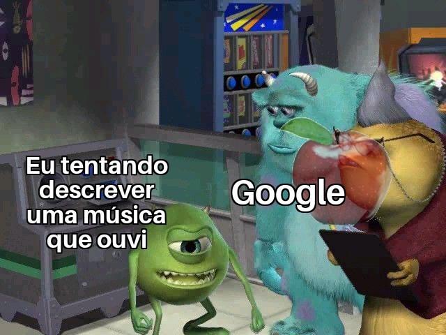 """Não achei uma tradução para """"Google""""  ;( - meme"""