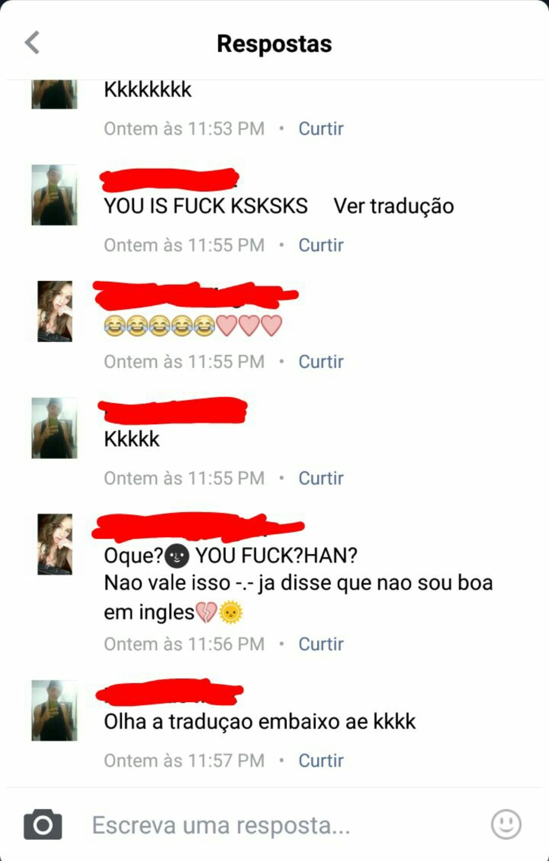 """You is fuck"" esse manja - meme"