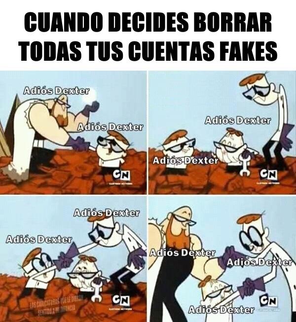 Dexter - meme
