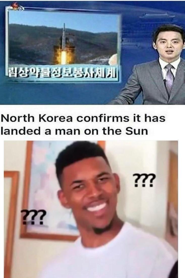 Man Be Lyin' - meme