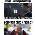 Valdra la pena si son memes