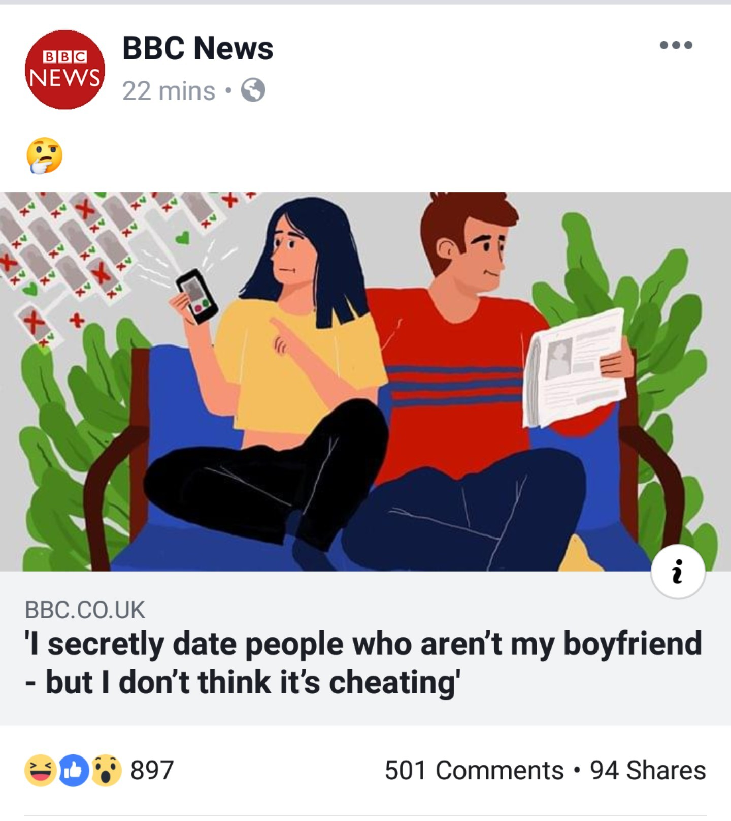 Is there any BBC channel that does news? - meme