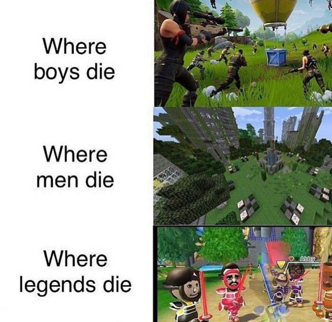Wiii - meme