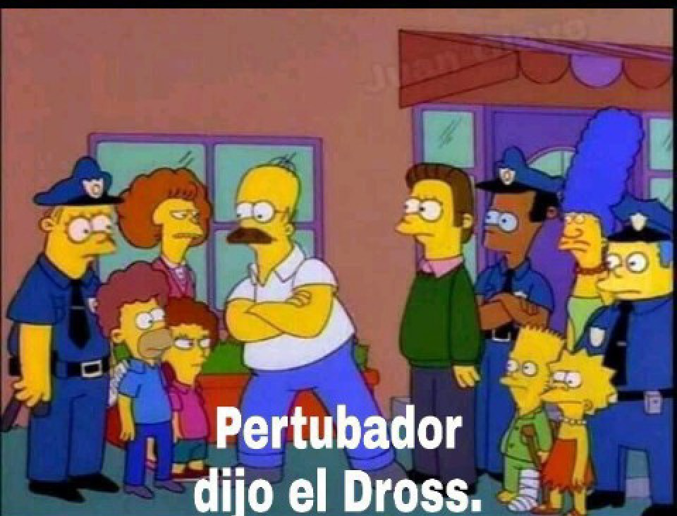 Hostia con la cara de la Marge Simpson. - meme
