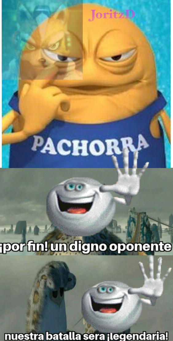 Marcelo *v.s.* Pachorra - meme