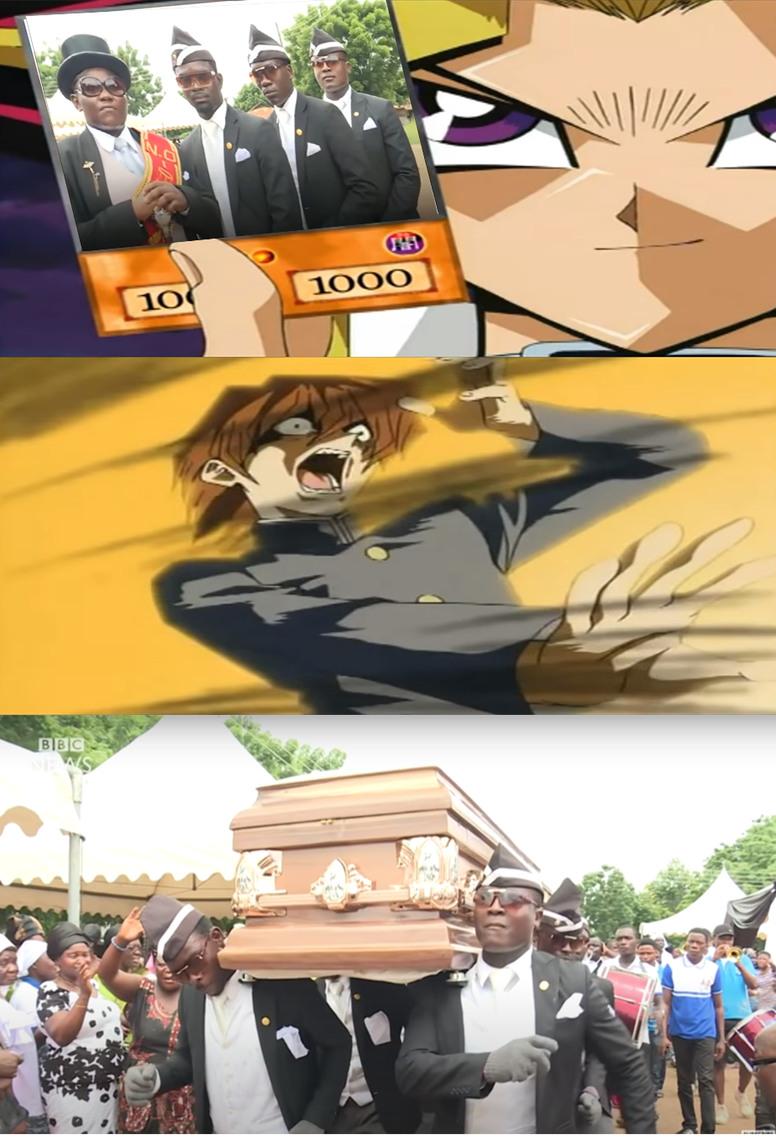 c'est l'heure du duel - meme