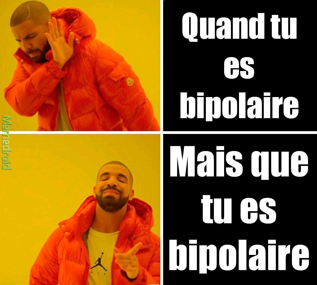 Le titre est bipolaire - meme