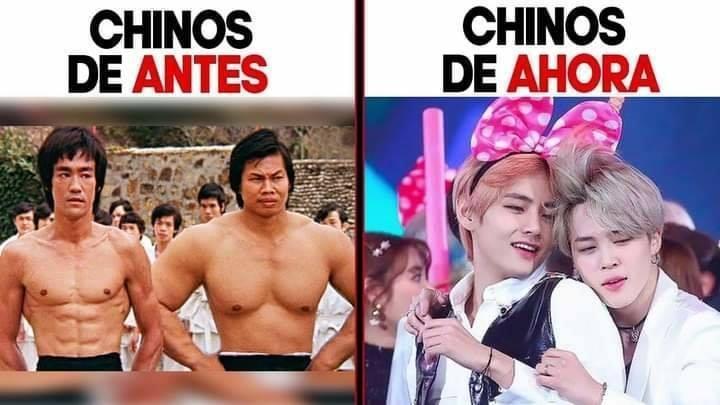 Chino Mamado - meme
