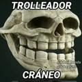 Trolleador cráneo