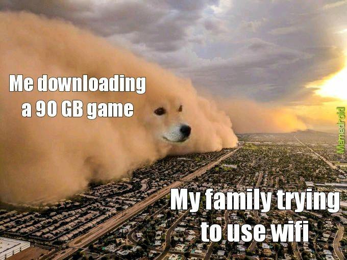 90 gb - meme