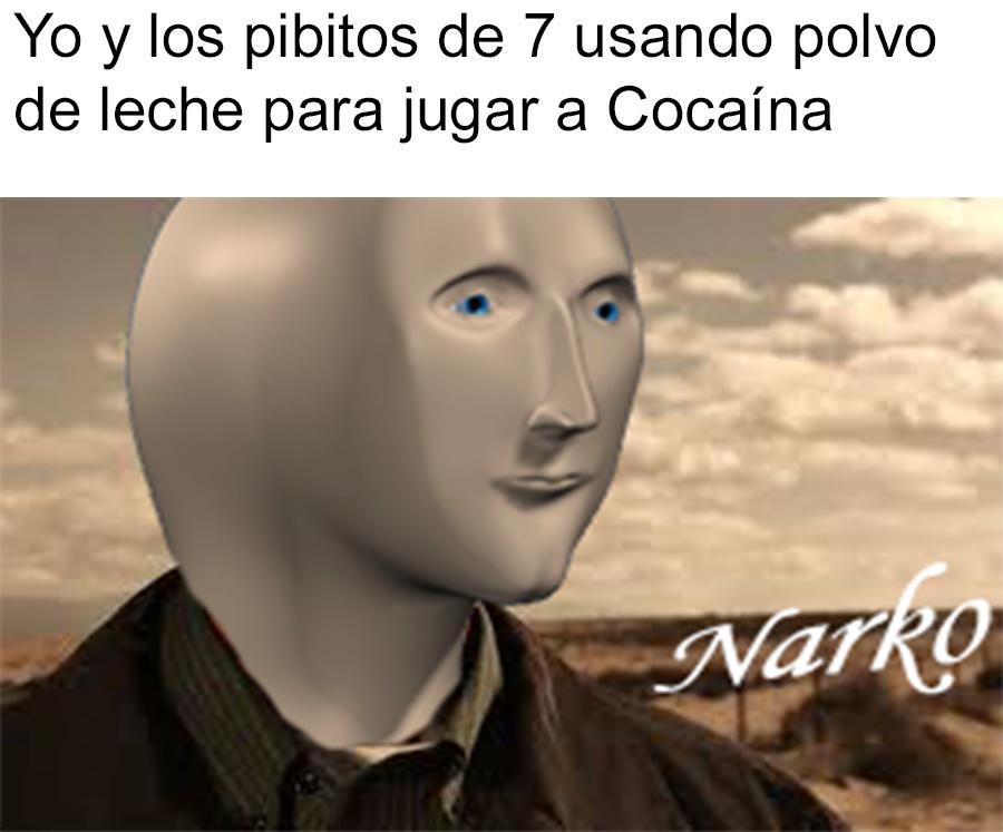 Plantilla del Meme Man N° 53914