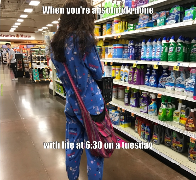 Fred Meyers's not Walmart - meme