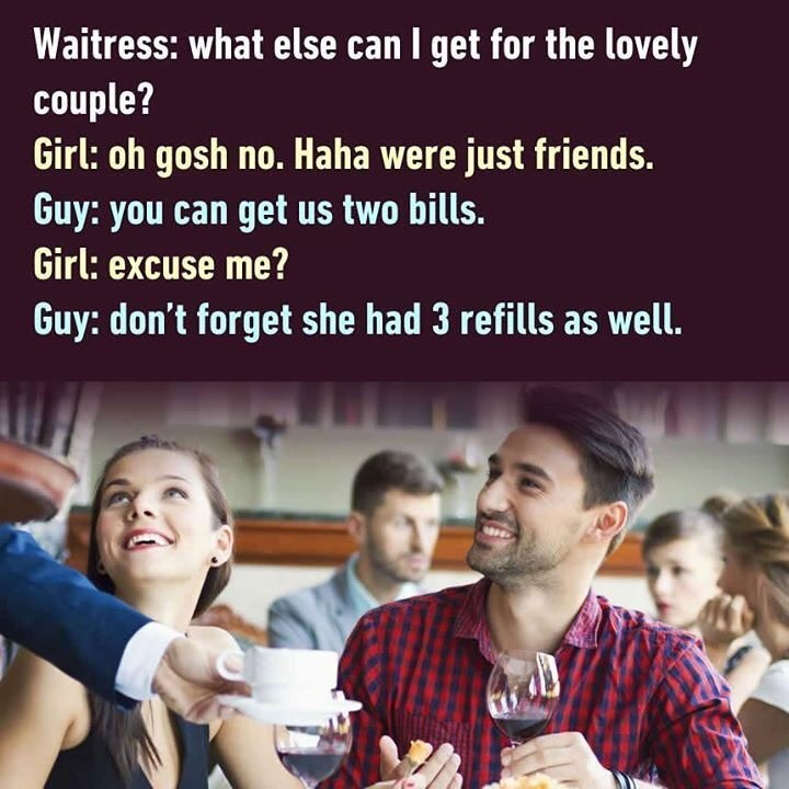 When friendzoning goes wrong - meme