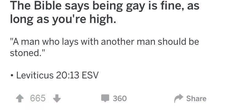 good thing I'm stoned - meme