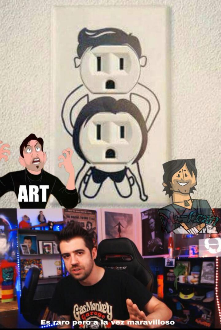 Arte - meme