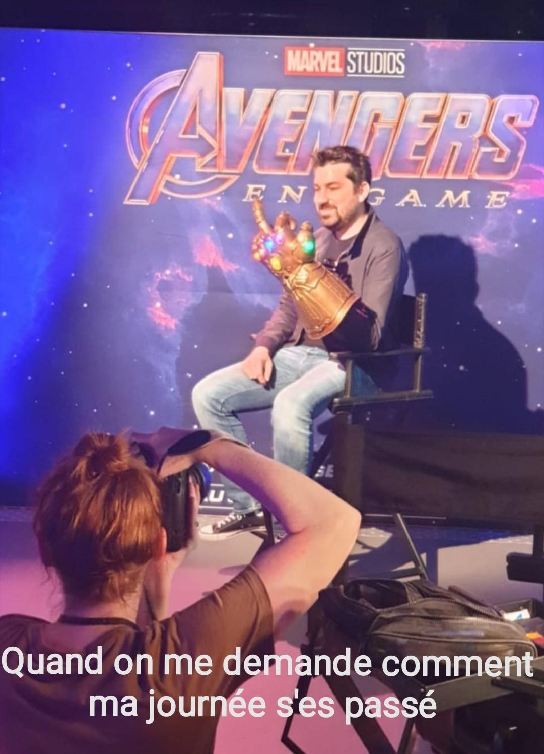 Thanos-Fuck - meme