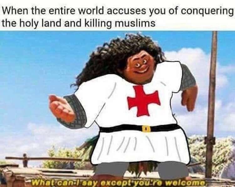 Ye welcome - meme